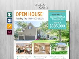 Real Estate Flyer Template Microsoft Publisher Word