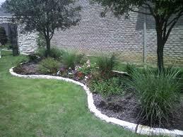 garden edging stone. Image Of: Landscape Edging Stone White Garden
