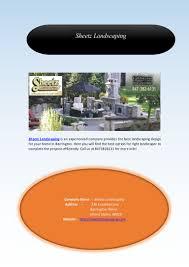 Barrington Design Barrington Landscapers And Landscaping Design