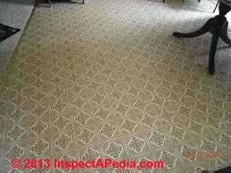 asbestos vinyl sheet flooring resilient sheet flooring dated c