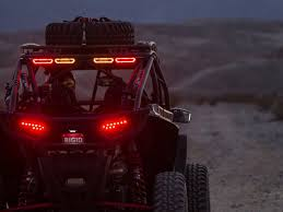 Rzr Chase Light Amazon Com Rigid Industries 90133 Red Rigid Chase Tail