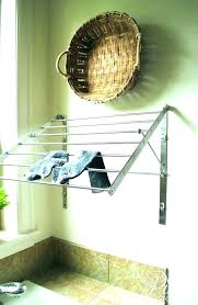 wall mounted drying rack laundry gallery of don all ikea