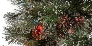 11 Artificial Christmas Trees on Sale at Target, Walmart, & Wayfair ...