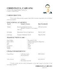 References Template For Resume Reference Format Resume Reference For