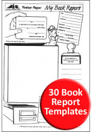 Book Report Template My Book Report Template Uk Edition Pack Of 30