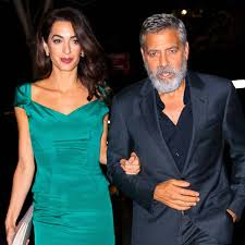 Amal Clooney Promises George She'll