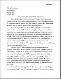 Essay Header Examples Mla Format For Essays Format Essay Website Citation Within Book Mla