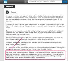 Create Resume From Linkedin Profile 5 Keys To Building A Powerful Linkedin Profile Nerdwallet