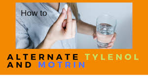 Tylenol And Ibuprofen Alternating Chart 11 Most Important Tips On How To Alternate Tylenol And