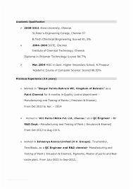 Chemist Resume Impressive Polymer Engineer Sample Resume R Prajapati Cv For Process Engineer