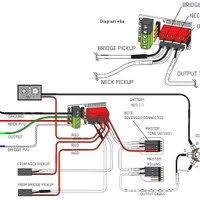 emg active pickup wiring diagrams wiring diagram and hernes emg wiring diagrams