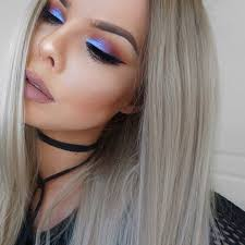 cool makeup makeup stuff pretty makeup makeup tips hot makeup looks rave makeup ideas summer makeup looks alien makeup eyeliner makeup