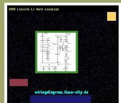 2000 lincoln ls horn location wiring diagram 175114 amazing 2000 lincoln ls horn location wiring diagram 175114 amazing wiring diagram collection
