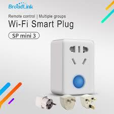 Ổ Cắm Điện Thông Minh Wifi BroadLink SP Mini 3