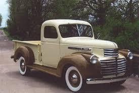1946 GMC 1/2 Ton EC101 – Jim Carter Truck Parts