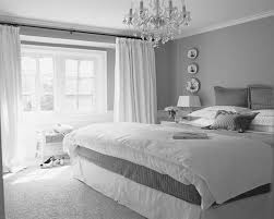 gray and white bedroom with accent color grey wallpaper desi ideas