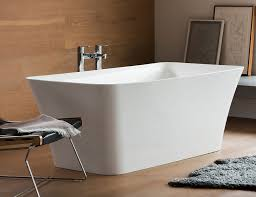 image of modern freestanding bath
