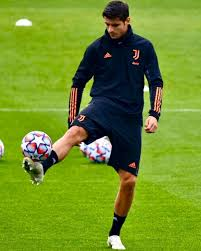 "Álvaro Morata on Instagram: ""@championsleague is back. ⚪️⚫️"""