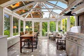 Kitchen Sunroom Designs Awesome Decorating Ideas
