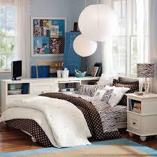Light Blue Bedroom Decorating Bedroom White Pendant Lamp In Teen Bedroom Decorating With Light