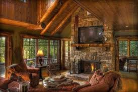 Mesmerizing Log Cabin Living Room About Home Decoration Planner with Log Cabin  Living Room