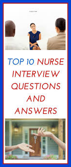 nurse unit manager interview questions top nurse interview questions and answers school nurse life and