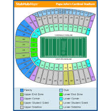 University Of Louisville Cardinal Stadium Events And