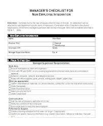 Employee Acknowledgement Form Template Employee Form Template Atlasapp Co