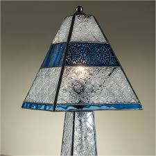 stained glass lamp shades for table lamps geometric stained glass lamp shade see more