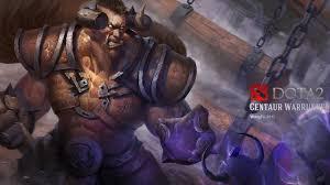 dota 2 centaur warrunner srpski gameplay live commentary youtube