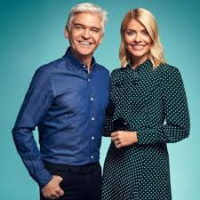 Holly marie willoughby is an english television presenter and model. This Morning S Phillip Schofield Denies Holly Willoughby Feud