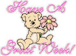 Recados: Have a Great Week Scraps - Page 1