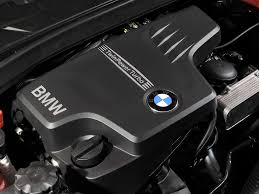 Specifications: BMW TwinPower Turbo 4-cylinder engine