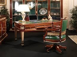 classic office desk. Luxury Office Furniture Impero Style Classic Desk