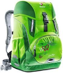 Рюкзак-<b>ранец с анатомической</b> спинкой для школы Deuter ...