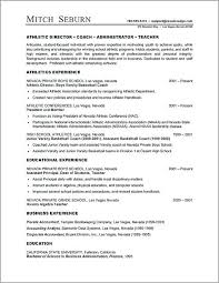 Microsoft Word Free Resume Templates Resume Template Free Download