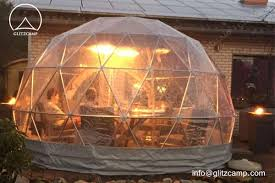 garden igloo. Geodome Tent - 4m 13ft Clear Dome Garden Lounge (1) Igloo