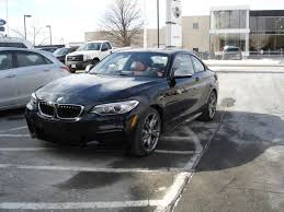BMW Convertible bmw m235 test : Bimmerfest member 'Shades' Black Sapphire Metallic M235i test ...