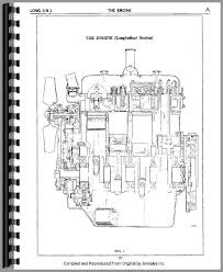 long 1400 tractor loader backhoe service manual tractor manual