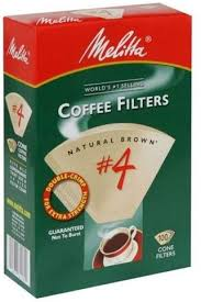 Free shipping free shipping free shipping. Amazon Com Melitta 624602 4 8 To 12 Cup Natural Brown Cone Coffee Filters 100 Count Kitchen Linens Kitchen Dining