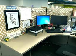 decorated office cubicles.  Office Work Desk Decoration Ideas Home Office Cubicle Decor Best Cube On Along  With 13  Throughout Decorated Cubicles D