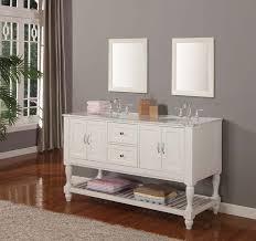 bathroom vanity 60 inch: very attractive  inch double sink bathroom vanity white vanities gray cottage moscony cabinets tops