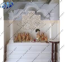 Stone Mandir Design White Marble Antique Design Ghar Pooja Mandir Buy Marble Temple Designs For Home White Marble Mandir For Home Home Mandir Design Product On