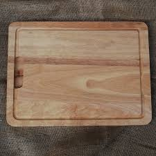 chopping board large wooden