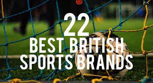 Sport Brands 22 Best British Sports Brands