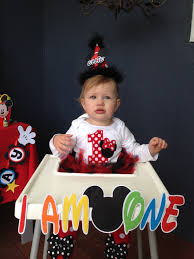 how to make a mickey mouse high chair banner with free printable img 3670 img 3685