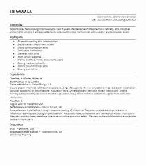 Pipefitter Resume Sample Magnificent 48pipefitter Resume Samples Proposal Agenda