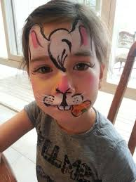Small Picture 115 best Face paint bunnies images on Pinterest Face paintings