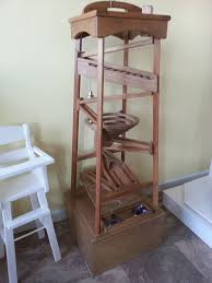 Woodchuck Firewood Vending Machines Best Tall Tower Amish Handcrafted Wood Marble Run By AlaratessAlexbres