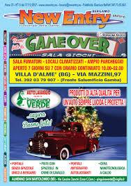 New Entry Edizione Di Bergamo 1 18 Dicembre 2017 By Gianluca